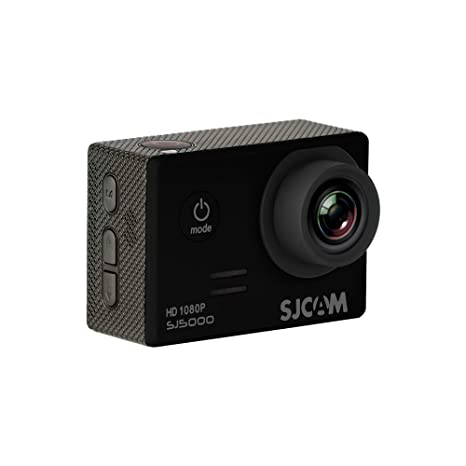 SJCam SJ5000 (versión española)- Videocámara deportiva (LCD 1.5, 1080p 30 fps, sumergible hasta 30 m)