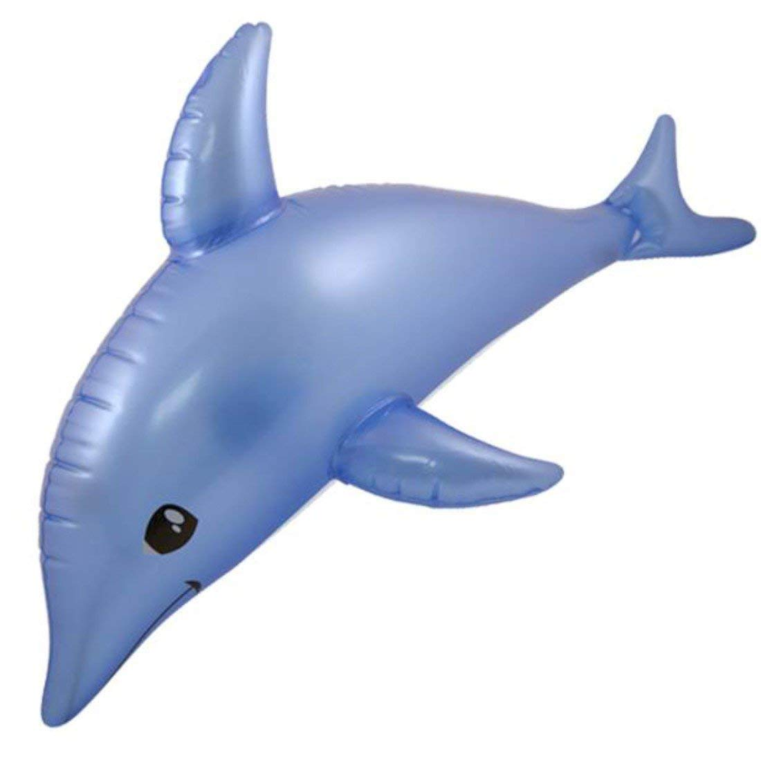 Playa de delfín hinchable 53 cm: Amazon.es: Bricolaje y ...