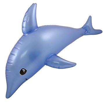 Playa de delfín hinchable 53 cm: Amazon.es: Bricolaje y herramientas