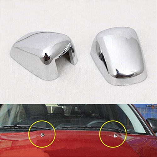 jeep accessories chrome cherokee - 1