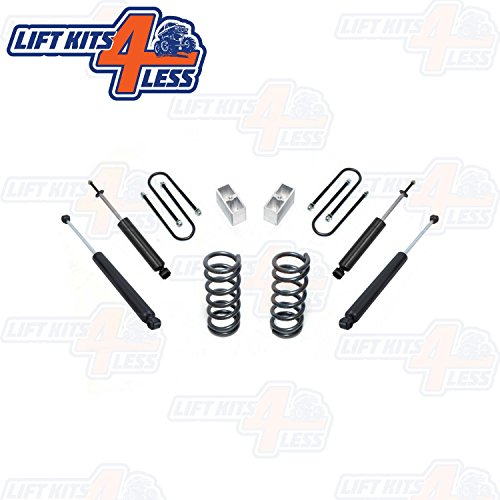 chevy 1500 suspension lift kit - 7
