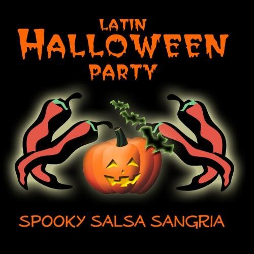 Latin Halloween Party by Spooky Salsa Sangria