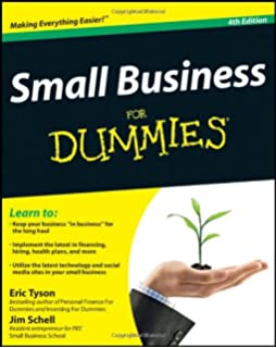 small business financial management kit for dummies tage c tracy