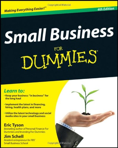 Download Small Business For Dummies pdf