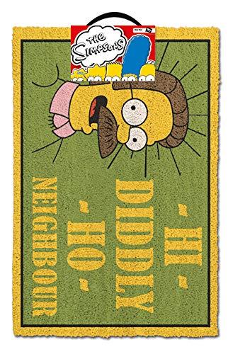 Merchandiseonline Simpsons - Door/Floor Mat (Size: 24