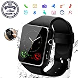Best Cheap Smartwatches - 2019 Smart Watch,Bluetooth Smartwatch Touch Screen Wrist Watch Review