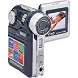 DXG DXG-506VK 5.0 MegaPixel Multi-Functional Camera with MPEG4 Technology (Black)