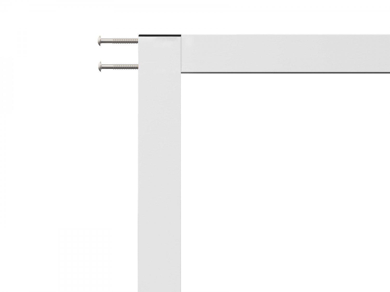 100430101-VH wei/ß Culex Nagerschutzfenster 100 x 60 cm