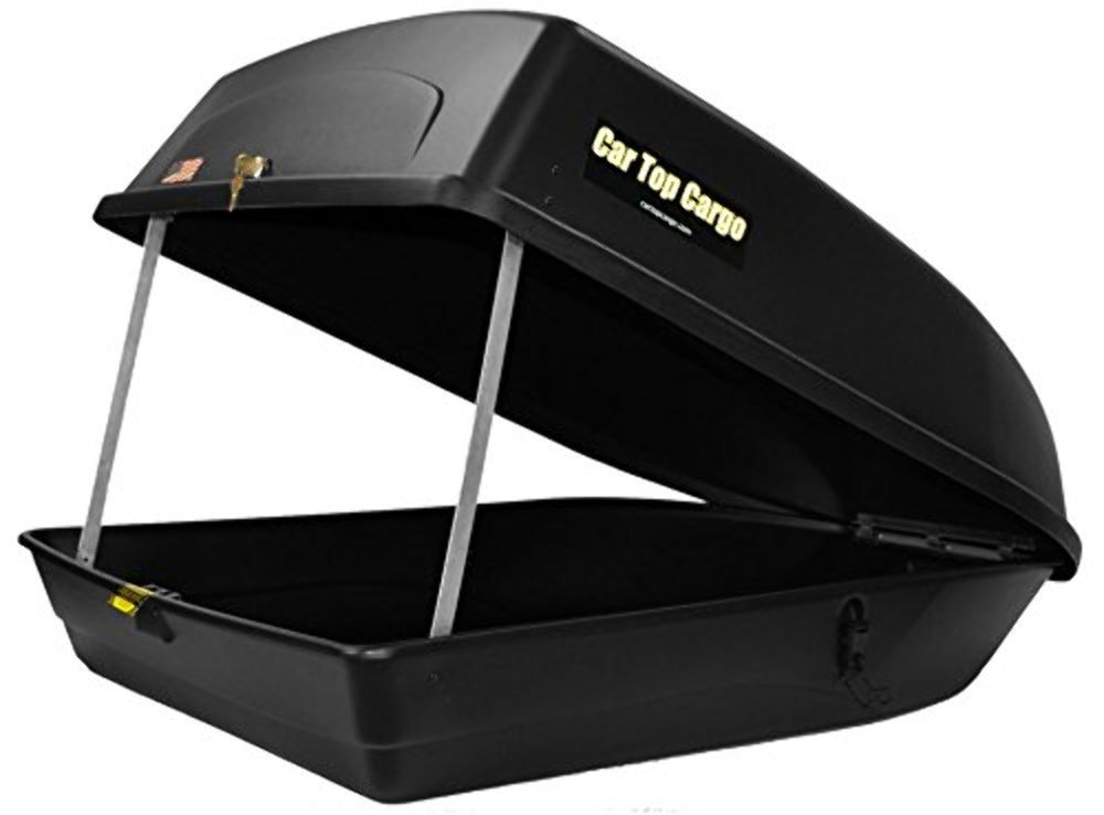 Car Top Cargo Rack Mount Carrier CTC-18S by Car Top Cargo