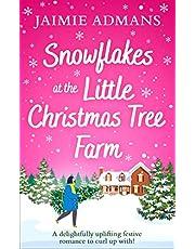 Snowflakes At Little Christmas Tree Farm