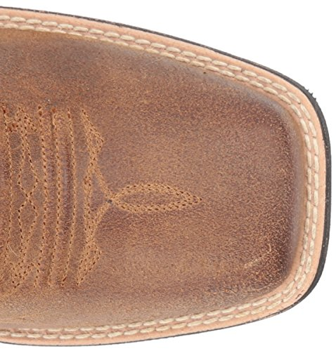 Ariat Womens Round Up Worklon Boot Boot, Rodeo Tan, 10 B Us Old West Tan