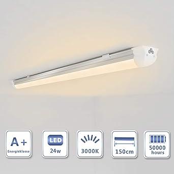 Gut bekannt OUBO LED Leuchtstoffröhre komplett 150cm T8 Tube Röhrenlampe KG82