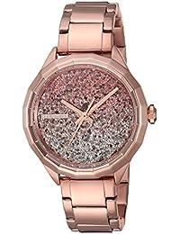 Diesel Women's DZ5539 Kween B Rose Gold Watch