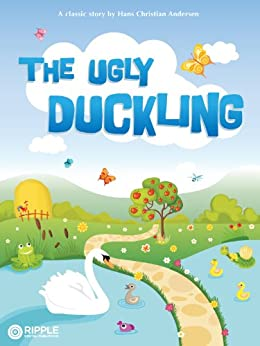 The Ugly Duckling (Illustrated) by [Andersen, Hans Christian]