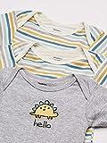 Gerber Baby 8-Pack Short Sleeve Onesies