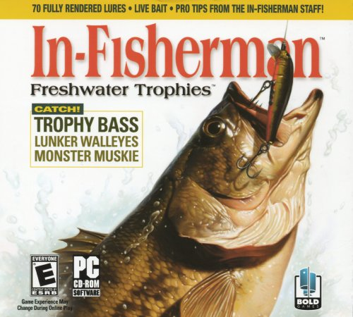 In-Fisherman Freshwater Trophies - Catch! Trophy Bass - Lunker Walleyes - Monster Muskie