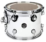 DW Performance Series Mounted Tom - 9'' x 12'' Gloss White Lacquer