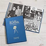 Personalised YOUR LIFE IN PICTURES Newspaper Book Gift For 40th/50th/60th/65th/70th/80th/90th/Birthday/Dad/Mum/