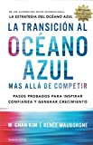 img - for La transicion al oceano azul (Spanish Edition) book / textbook / text book