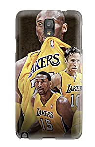 Nicholas D. Meriwether's Shop New Style los angeles lakers nba basketball (43) NBA Sports & Colleges colorful Note 3 cases