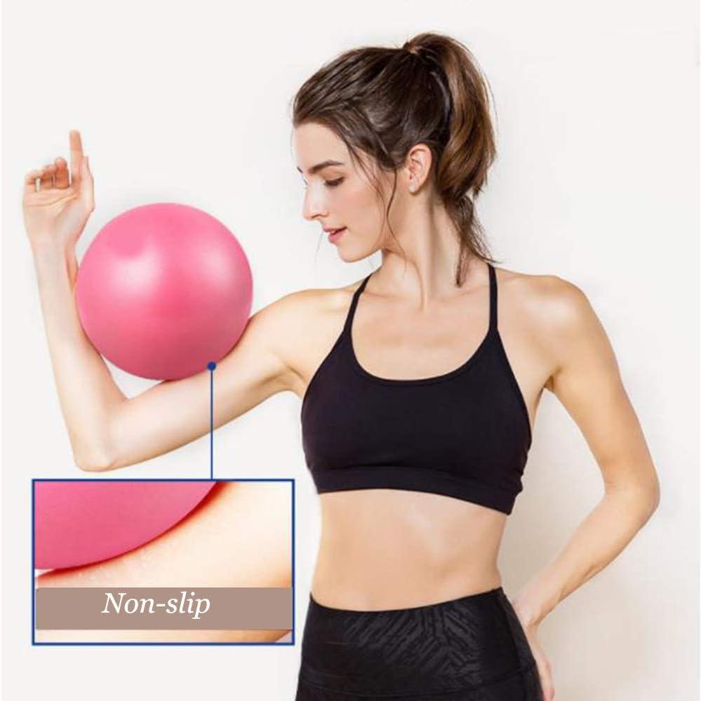 Xinlie Pelota Pilates Pequeña Pelota Fisioterapia Mini Pelota de ...