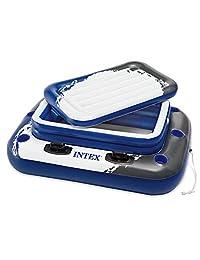 "Intex Mega Chill II Inflatable Floating Cooler, 48"" X 38"""
