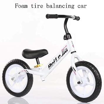 Bicicletas para niños sin Pedales Cochecito de bebé para Hombres y ...