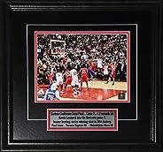 Kawhi Leonard Toronto Raptors 2019 NBA Eastern Conference Semi Finals Game 7 Buzzer Beater 8x10 Frame (Corner)