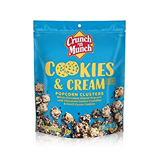 Crunch 'n Munch Sweet Creations Cookies & Cream, 5oz