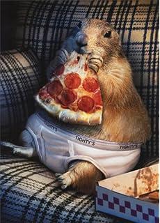 Prairie Dog In Underwear