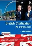 British Civilization, John Oakland, 0415583284