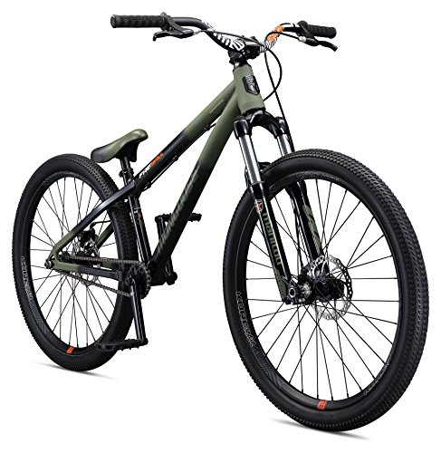 mongoose fireball single speed 26 dirt jump bicycle. Black Bedroom Furniture Sets. Home Design Ideas