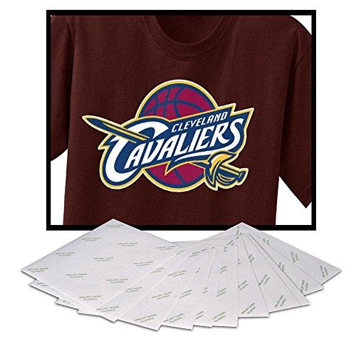 - USCutter Paropy Tshirt Transfer Paper for Inkjet Printers, Dark Colored, 8.5