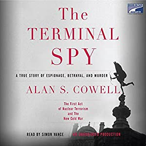 The Terminal Spy Audiobook