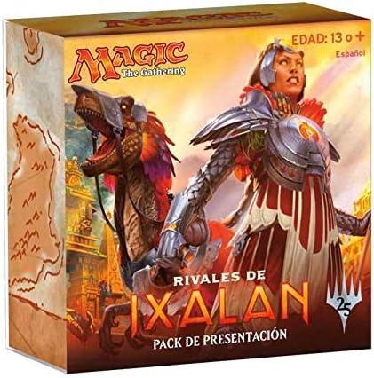 Magic The Gathering Rivales de Ixalan Pack de presentacion