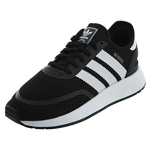 adidas Originals Unisex N-5923 J Running Shoe, core Black, F