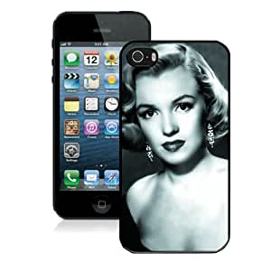 Marilyn Monroe Iphone 5 Or Iphone 5S Case Newest For Marilyn Monroe Fans By zeroCase