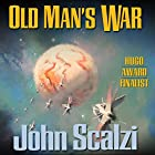 Old Man's War Audiobook by John Scalzi Narrated by William Dufris