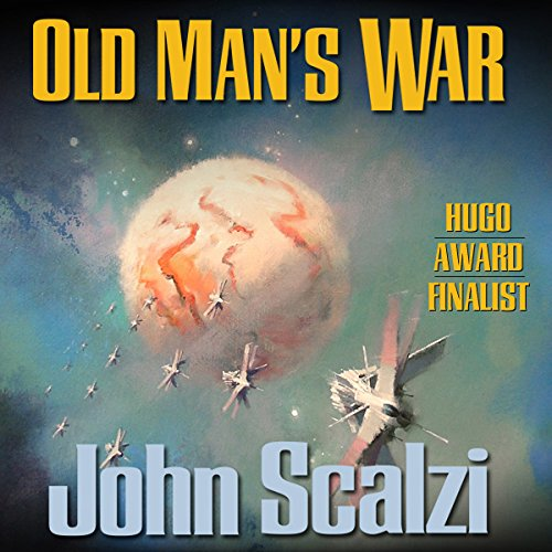 Old Man's War  cover