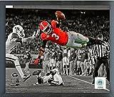 Todd Gurley University of Georgia Bulldogs NCAA Spotlight Action Photo (Size: 12'' x 15'') Framed
