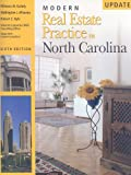 Modern Real Estate Practice in North Carolina, 6th Edition Update