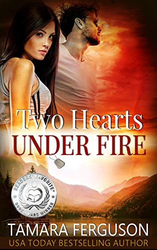 Two Hearts Under Fire by Tamara Ferguson ebook deal