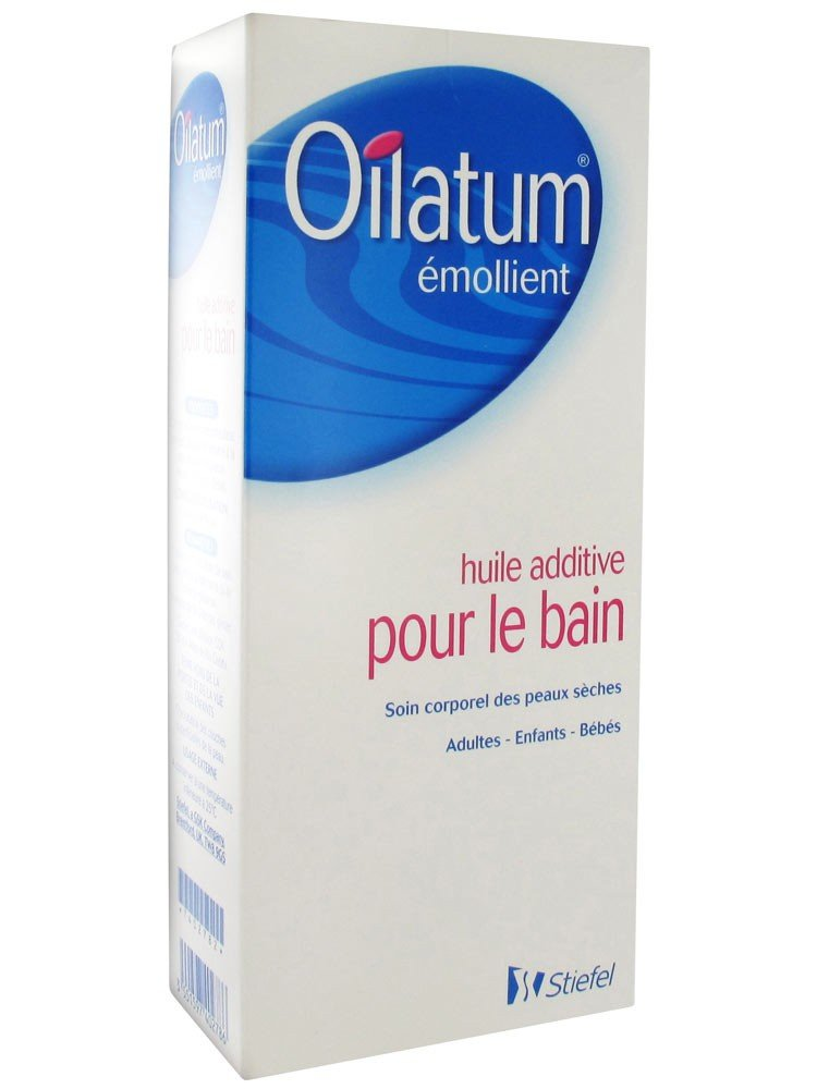 Oilatum Dermatological Bath Oil 500ml Stiefel 10880A