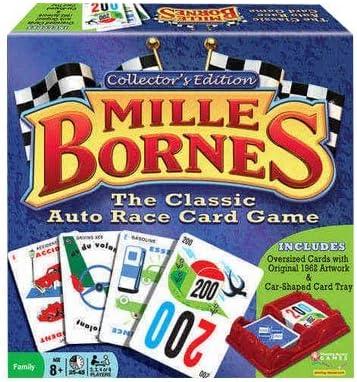 Mille Bornes Collectors Edition Card Game by: Amazon.es: Juguetes y juegos