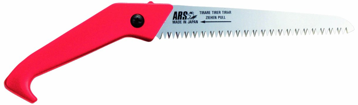 ARS SA-CAM18LN 7'' Blade CAM Series Camping and Pruning Saw