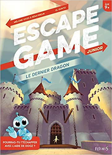 Escape Game Junior Le Dernier Dragon 9782215137948