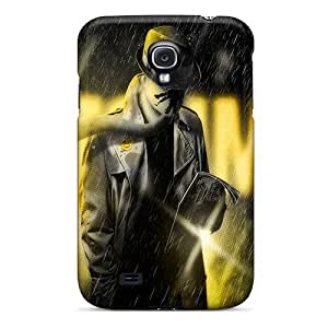 Galaxy S4 Case Slim [ultra Fit] Rorschach Protective Case Cover