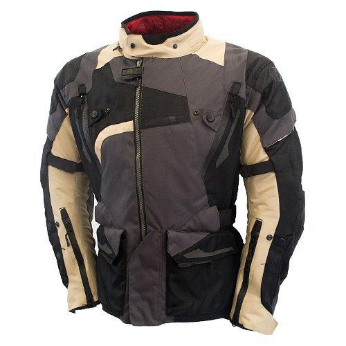 Cuff Oxford (Oxford Men's Montreal Textile Jacket(Desert, XXX-Large))