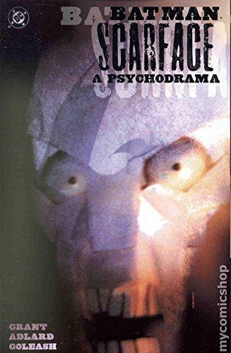 Download Batman Scarface: A Psychodrama pdf