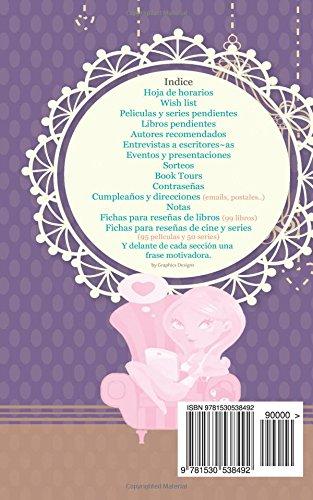 Agenda para blogueros solidaria: Libreta Solidaria: Amazon ...
